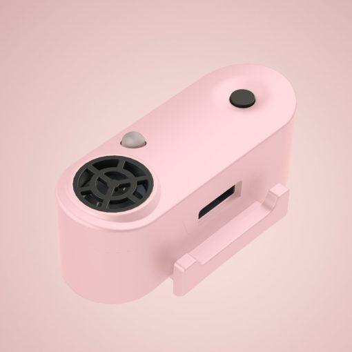 Ticklesspet pink